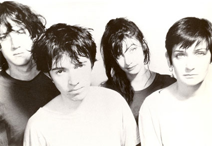 My Bloody Valentine - Deb far right.