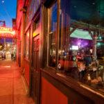 Comet Tavern Exterior by Paige K. Parsons