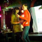 Jaclyn Slimm + Andrew Prinz of Mahogany by Brian O'Shea